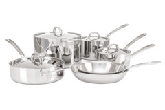Viking 3-Ply 10-Piece Cookware Set