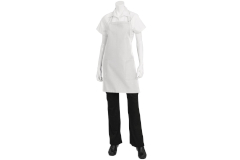 Chef Works Two Patch Pocket Bib Aprons