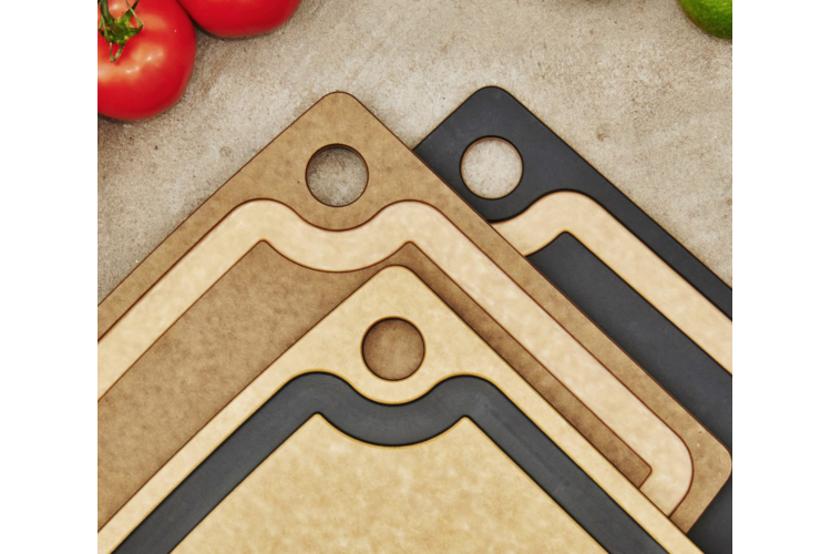 Epicurean Gourmet Series Cutting Boards with Groove