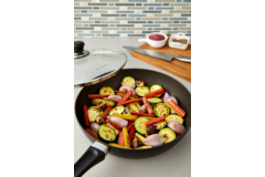 Scanpan Classic Nonstick Sauté Pans with Lid