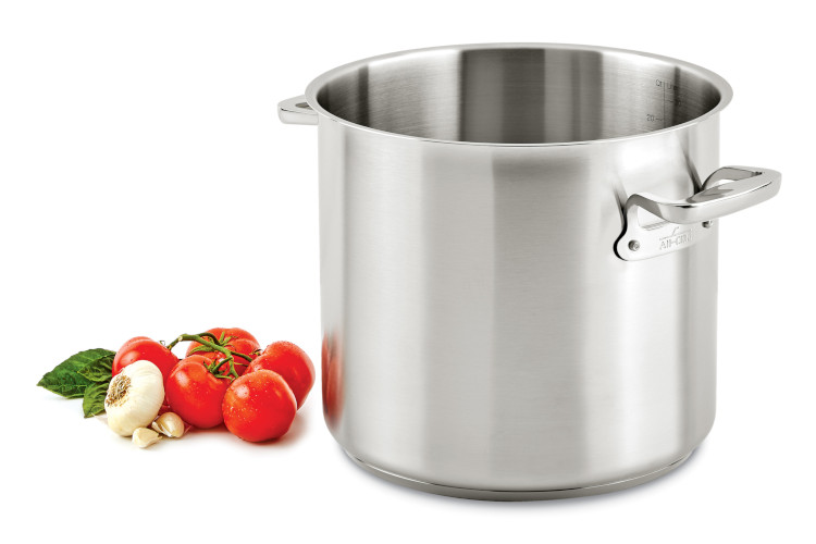 All-Clad Professional Stainless Steel Stockpots