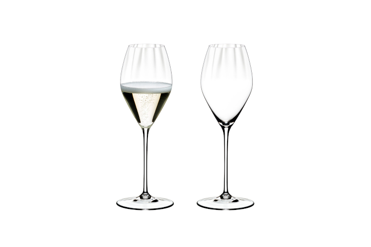 Riedel Performance Champagne Glasses - Set of 2