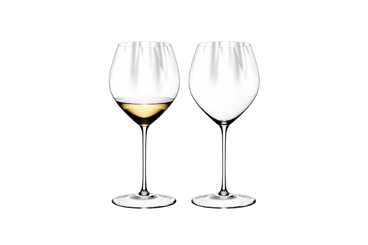 RIEDEL Performance Chardonnay Wine Glasses - Set of 2