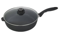 Swiss Diamond XD Nonstick 4.3 qt. Saute Pan w/Lid