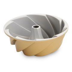 Nordic Ware Cast Aluminum Heritage Bundt Pan