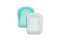 Stasher Reusable Silcone 2-Pack Pocket Bags