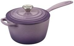 Le Creuset Signature 2.25 Quart Cast Iron Saucepan Provence
