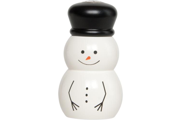 """Fletchers' Mill 4"""" Snowman Salt Shaker"""