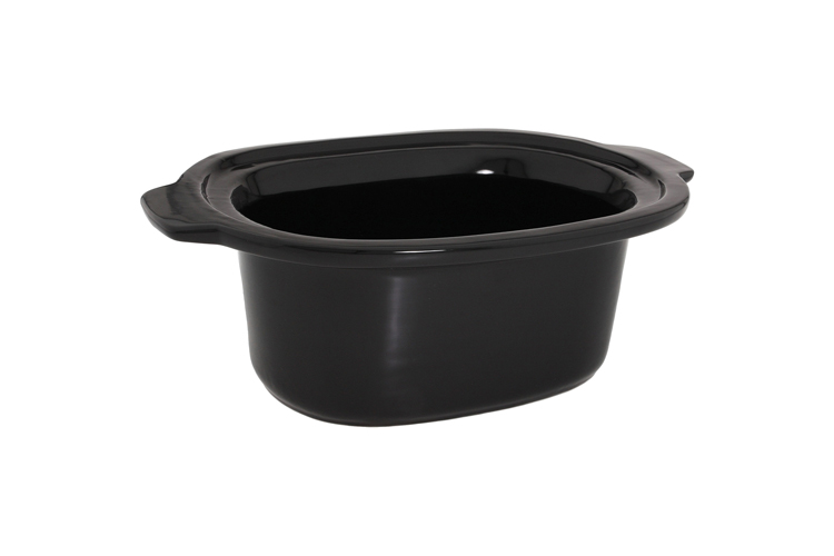 All-Clad Slow Cooker Oval Ceramic Insert Black