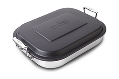 All-Clad Classic Stainless Lasagna Pan with Lid