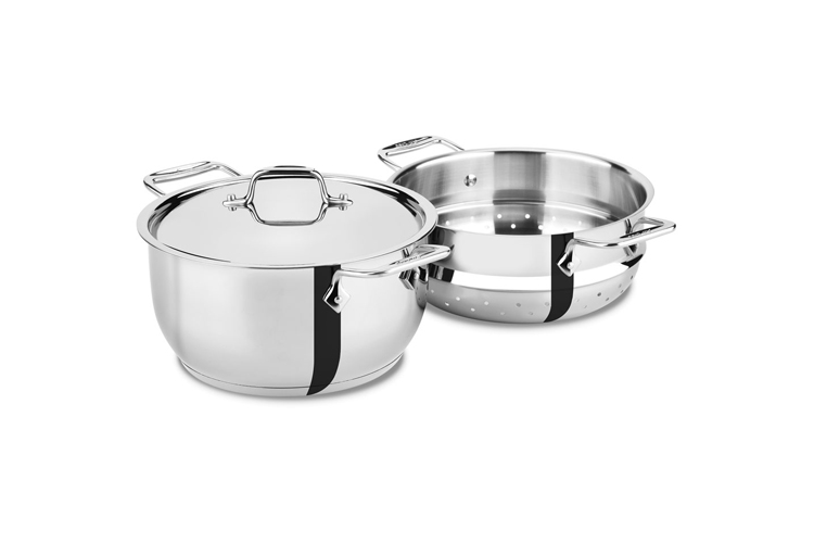 All-Clad Stainless 5 Quart Steamer Pot