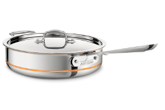 All-Clad Copper Core 3 Quart Saute Pan
