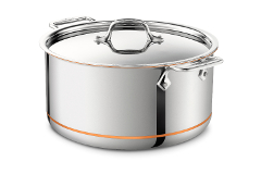 All-Clad Copper Core 8 Quart Stock Pot with Lid