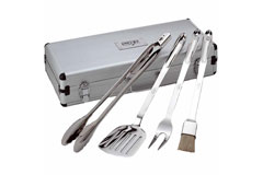 All-Clad BBQ Tool Set in Case