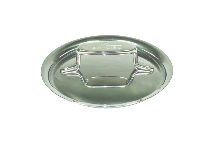 "All-Clad d5 Brushed Stainless 6"" Lid"