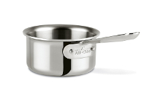 All-Clad d3 Stainless 0.5 Quart Butter Warmer