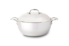 All-Clad d3 Stainless 5.5 Quart Dutch Oven