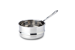 All-Clad d3 Stainless 3 Quart Double Boiler Insert