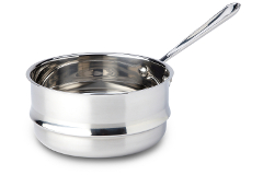 All-Clad Stainless 3 Quart Universal Steamer Insert
