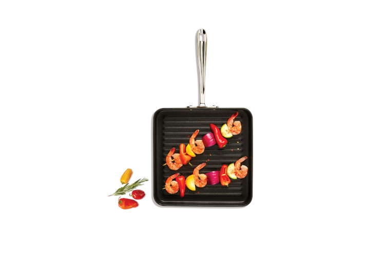 All Clad Grill Pan Tough Exterior Anodized Grill Pan