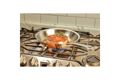 All-Clad c4 Copper Fry Pans