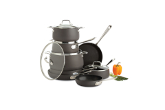All-Clad HA1 Nonstick 13-Piece Cookware Set