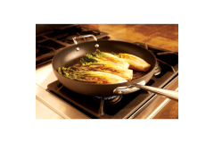 "All-Clad HA1 Nonstick 12"" Chef's Pan with Lid"
