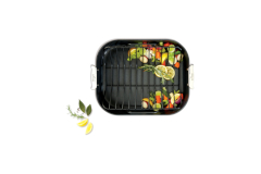 "All-Clad HA1 Nonstick 16"" x 13"" Roaster with Rack"