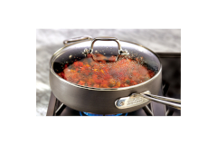 All-Clad HA1 Nonstick 4 Quart Sauté Pan with Lid