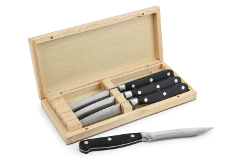 Stratus Culinary Recurve Steak Knives (set of 4)