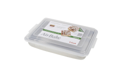 "T-Fal Airbake Natural 13"" x 9"" Cake Pan with Cover"