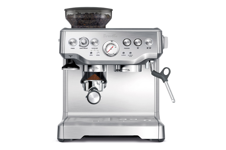Breville the Barista Express® Espresso Machine Stainless