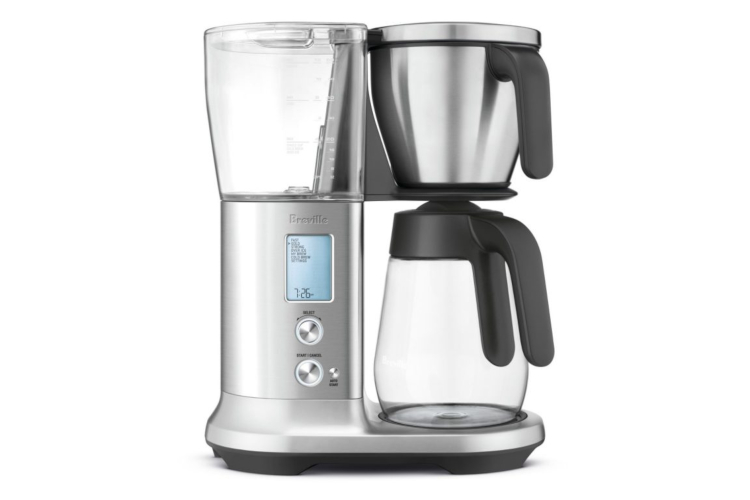 Breville the Precision Brewer® Glass Coffee Maker