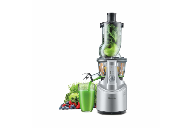 Breville the Big Squeeze™ Slow Compression Juicer