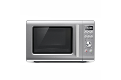 Breville the Compact Wave™ Soft Close Microwave