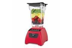 Blendtec Classic 575 FourSide Blender Poppy Red