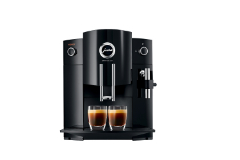 Jura Impressa C60 Automatic One-Touch Coffee Machine Piano Black