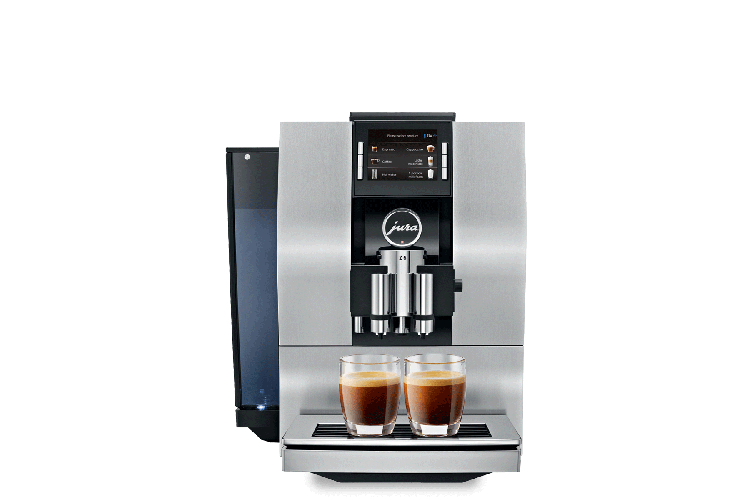 Jura Z6 Automatic One-Touch Coffee Machines