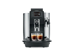 Jura WE8 Automatic Coffee Machine Chrome