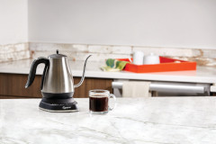 Capresso Pour-Over Gooseneck Kettle
