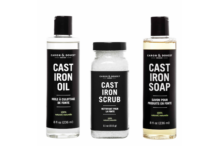 Caron & Doucet Cast Iron Ultimate Bundle