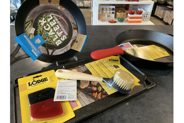 Cast Iron Essentials Kit
