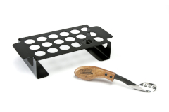 Charcoal Companion Chili Pepper Rack & Corer Set