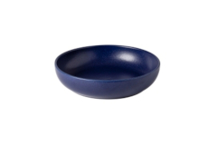 Casafina Pacifica 12 Piece Dinnerware Set with Pasta Bowl - Blueberry