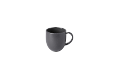 Casafina Pacifica Set of 6 Mugs - Seed Grey