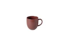 Casafina Pacifica Set of 6 Mugs - Cayenne