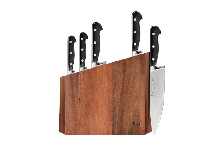 Cangshan V2 Series 6-Piece Knife Block Set