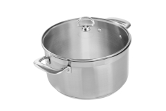 Chantal Induction 21 Stainless Steel 6 Quart Casserole