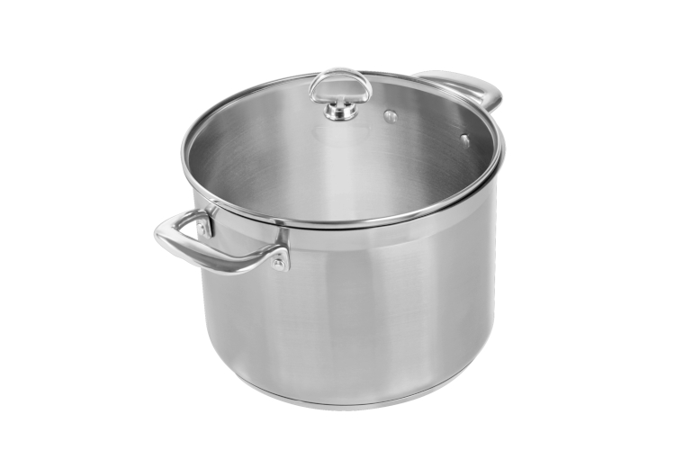 Chantal Induction 21 Stainless Steel 8 Quart Stockpot