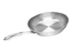 Chantal Induction 21 Stainless Steel Fry Pans
